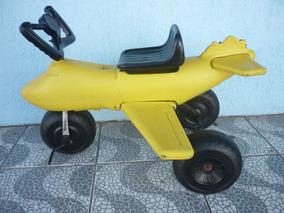 Velocípede Brinquedo Triciclo Antigo Pedalcar Jatão Raro