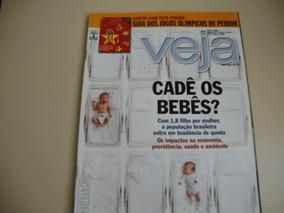 Revista Veja Cadê Os Bebês ?