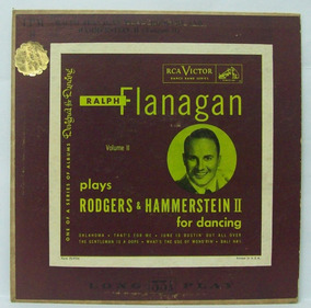 Lp 10 Polegada Ralph Flanagan - Plays Rodgers N 49