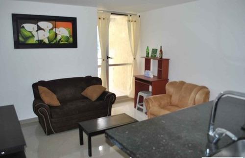 Imagen 1 de 6 de Alquiler Apartamento Amoblado Económico X Día Medellin