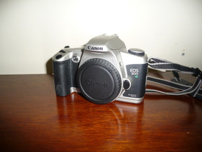 Canon Eos 500n + Lente 20-80 Ultrasonic