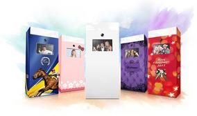 Life Fotototem Touch + Sistema 100% Personalizado