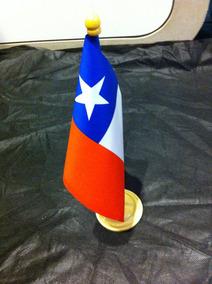 Bandeira De Mesa Do Chile