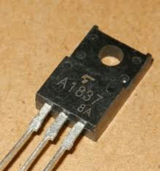 Transistor A1837 A1837 A 1837 2s1837 Original Toshiba