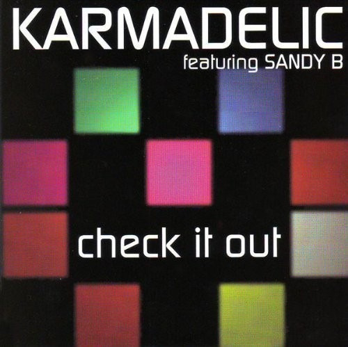 Cd Single Karmadelic Feat. Sandy B Check It Out (importado)