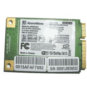 Placa Rede Wireless Lg R40 R400 Ar5bxb63 Ebm37216401
