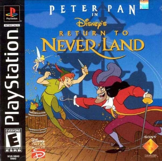 Patch Peter Pan Return To Never Land Ps1/ps2