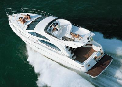 Intermarine 460 Full 2005 | Azimut Ferretti Phantom Real