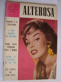 Revista Alterosa 310 15 Julho 1959 Minas Gerais