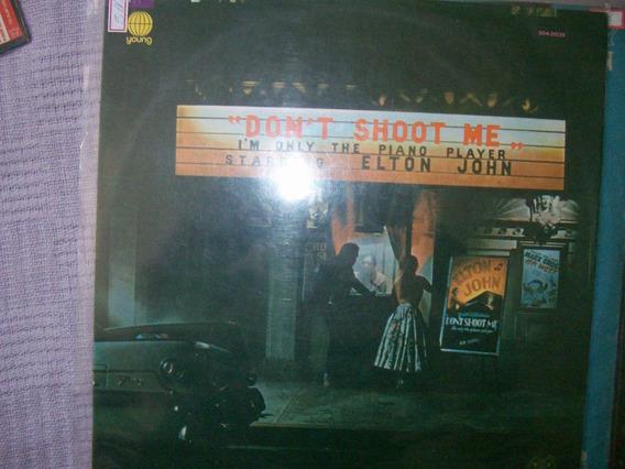 Vinil- Elton John -don