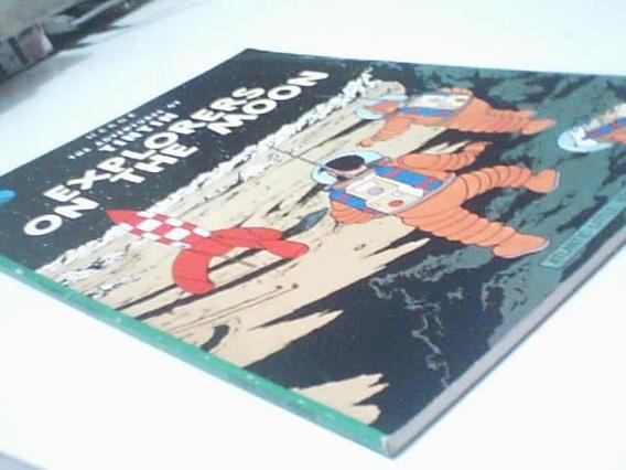 Tintin Explorers On The Moon - Hergé