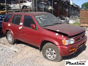 Sucata Nissan Pathfinder 98 Para Retirada De Peças