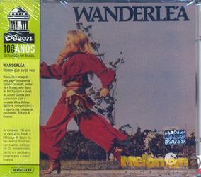 Wanderléa 1977 Vamos Que Eu Já Vou Cd Remaster Obi Lacrado