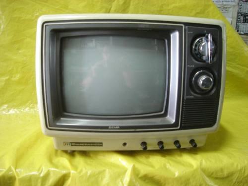 Tv Semp-toshiba 10 - Portatil - Antiga - Mineirinho - Cps