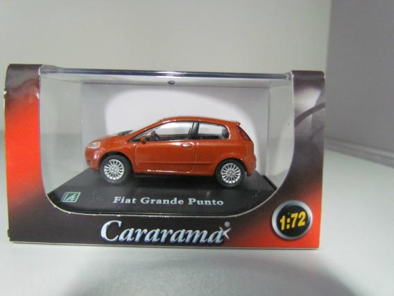 Cararama Fiat Grande Punto - Escala 1:72