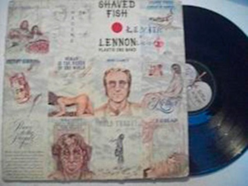 Lp Lennon Plastic Ono Band - Shaved Fish