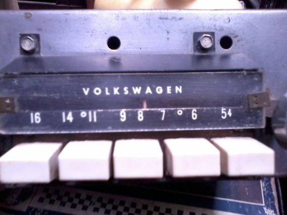 Radio Do Fusca Alemao 54-57