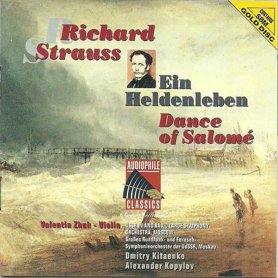 Richard Strauss - Dance Of Salomé Dmitry Kitaenko