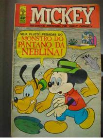 Raridade- Gibi Antigo - Mickey - Ano 1973 Nº 248