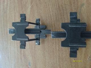 Espaçador Para Bloco De Vidro - 10mm - -10 Peças