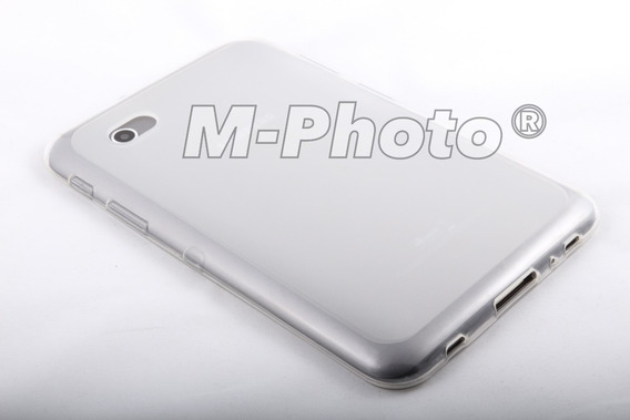 Case Capa Samsung Galaxy Tab 2 P3100 P3110 Tpu + Pelicula