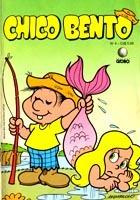 Chico Bento Nº 4 Exemplar Ed Globo Rarissimo