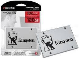 Hd Ssd Kingston A400 120gb