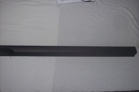 Moldura Porta Dianteira Texturizada - Zafira L/e E L/d Cada
