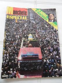 Revista Manchete - Tancredo Neves (1985)