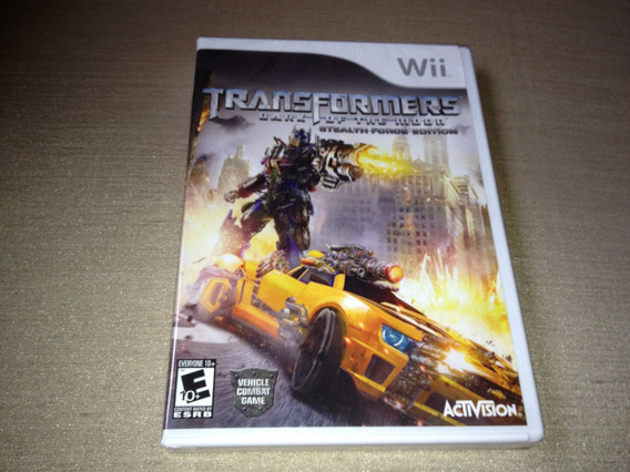 Transformers Dark Of The Moon Stealth Force Edition Lacrado