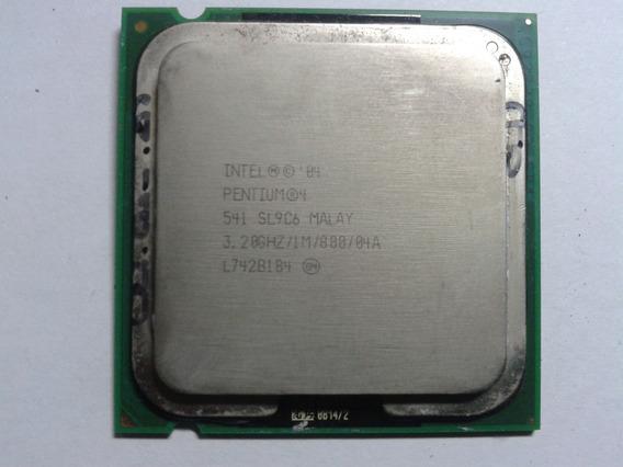 Intel Pentium 4 541 Sl9c6 3.20ghz
