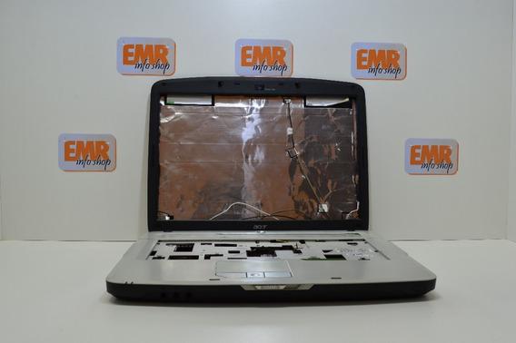 Carcaça Acer 5315 Completa C/webcam Auto Falantes E Touchpad