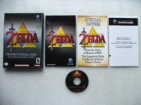 Game Cube: Zelda Collector