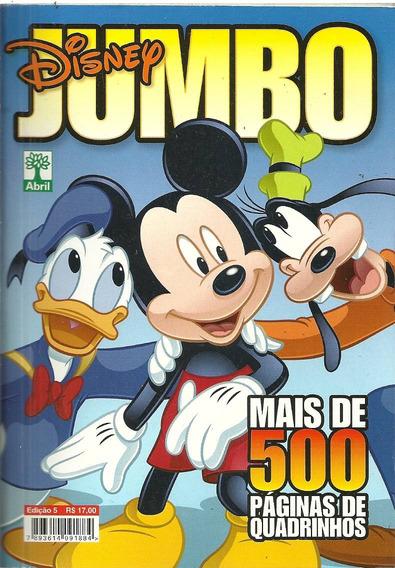 Disney Jumbo 05 - Abril - Bonellihq Cx130a J19