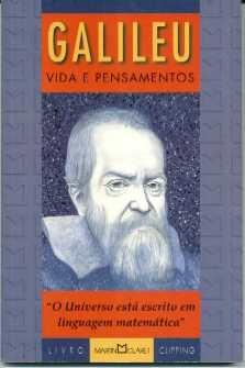 Galileu Vida E Pensamentos Livro Saldão
