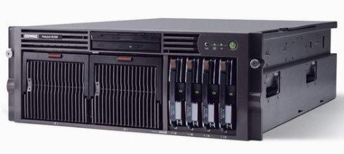 Peças Para Servidor Hp Dl580g2 4 Xeon 2.8ghz, 8gb, 2x73 Raid