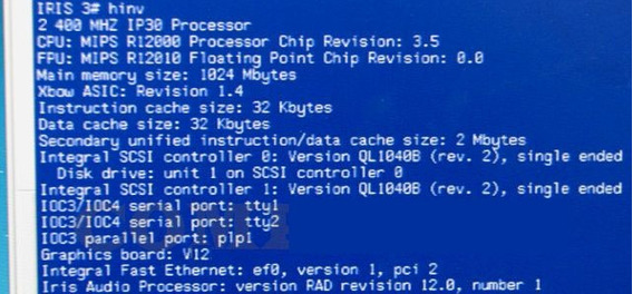 Sgi Silicon Graphics Octane2 2x 400mhz 4gb Ram Hd 50gb Irix