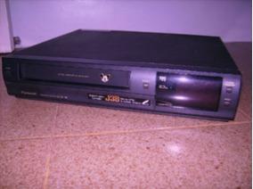 Vídeo Cassete Panasonic Nv-j38 Hq Com Defeito