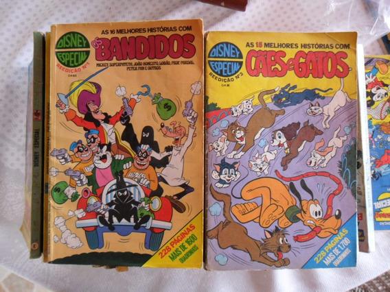 Disney Especial! 1ª E 2ª Edições! R$ 25,00 Cada!