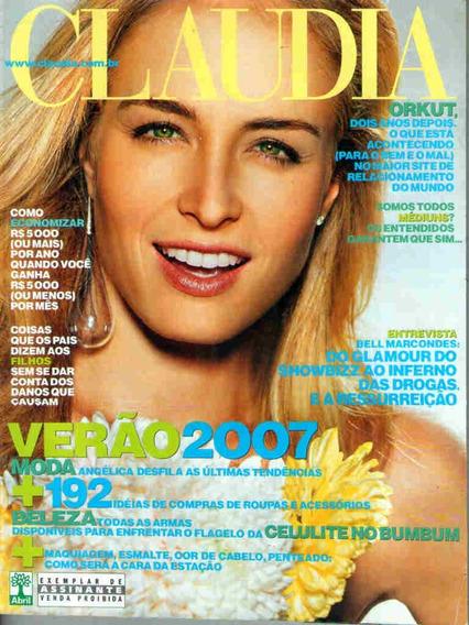 Cl Cláudia 540 * Set/06 * Angélica * Marcos Paulo