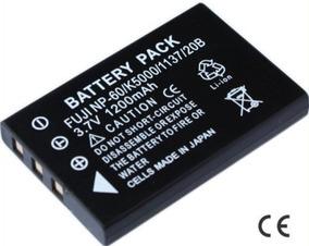 Bateria N60 Fuji Finepix Aiptek Genius Camileo Frete 12