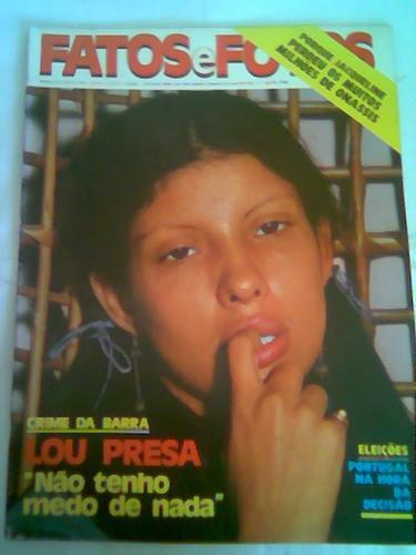 Fatos E Fotos Nº 714 - Lou Presa