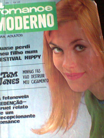 Fotonovela Romance Moderno Nº 17.