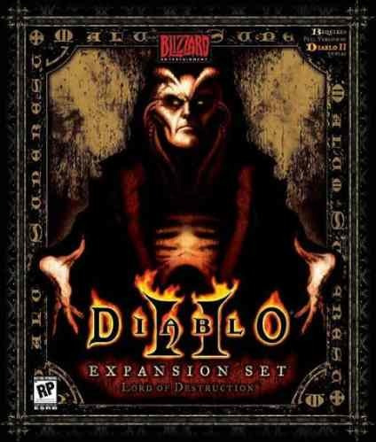 * Game Pc Diablo 2 Expansão Lord Of Destruction Cdrom
