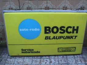 Blaupunkt, Bosch, Luminoso Antigo, 40 Anos De Idade, Raro.