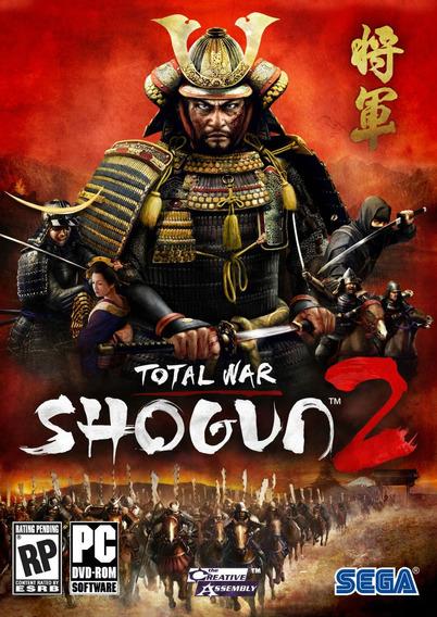 Total War Shogun 2 Pc Novo Lacrado Frete 12,00