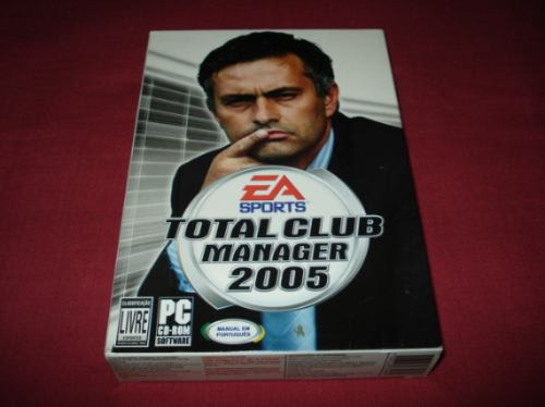 Game Pc Total Club Manager 2005
