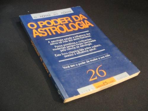 O Poder Da Astrologia - Claret, Martin.