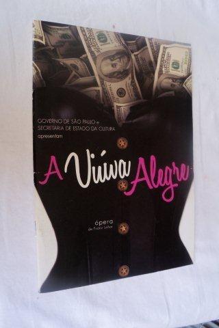 * A Viuva Alegre - Infanto-juvenil