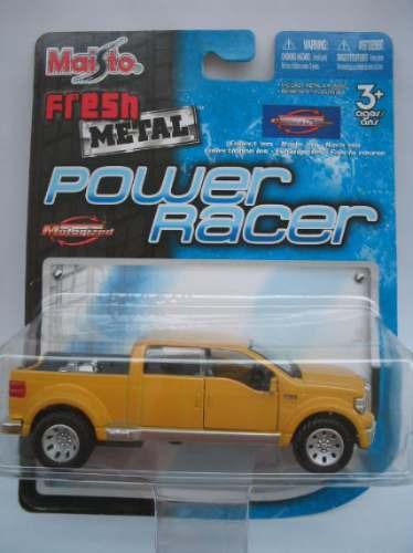 Chevrolet F350 - Maisto Power Racer - Escala Aproximada 1:32